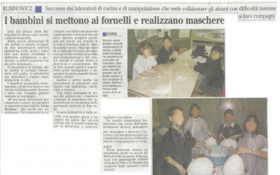 """""""Giornale di Monza"""" del 20 FEBBRAIO 2007"""