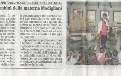 """""""Giornale di Monza"""" del 6 FEBBRAIO 2007"""